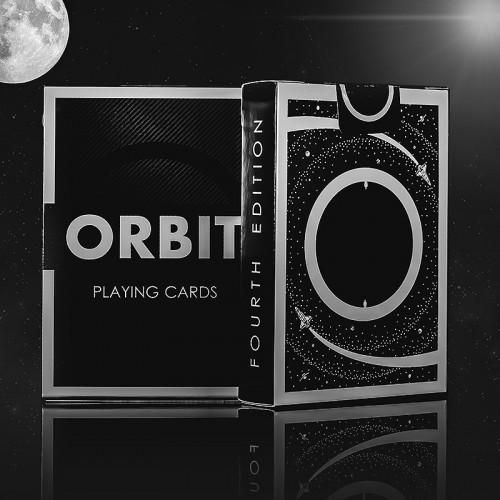 Orbit V5 Deck Fifth Edition Poker Spielkarten