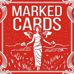 Bicycle Maiden Back Marked Playing Cards