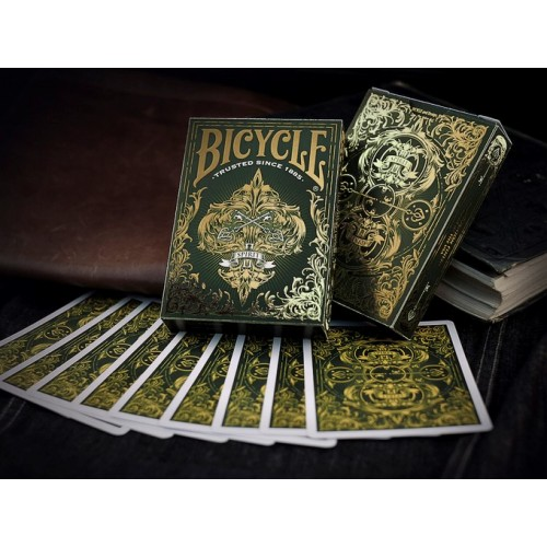 Bicycle Spirit II Red MetalLuxe Playing Cards from Murphy/'s Magic